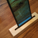 Maple wood stands for tablet and phone - by Cetore 1888